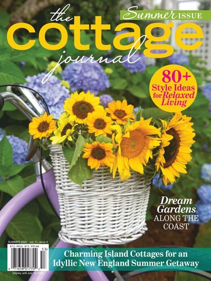 The Cottage Journal Cover - 6/1/2020