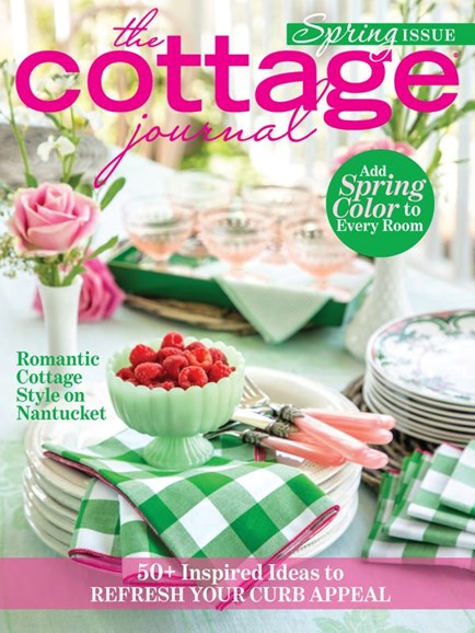 The Cottage Journal Cover - 3/1/2020