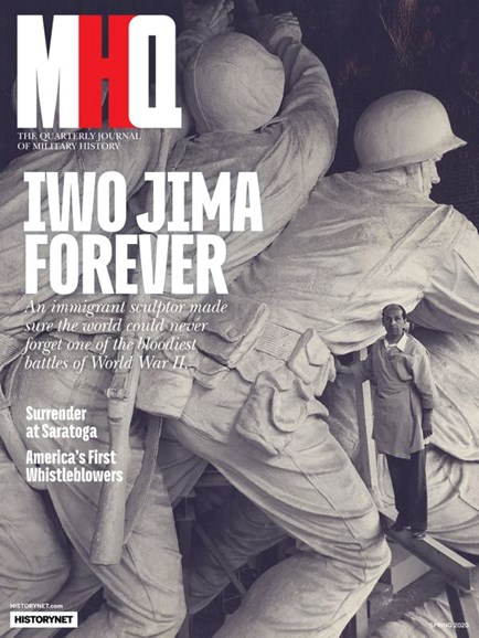 MHQ: Military History Quarterly Cover - 3/1/2020