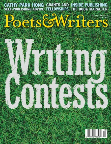 Poets & Writers Cover - 5/1/2020