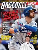 Baseball Digest Magazine 3/1/2020