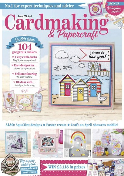 CardMaking & PaperCrafts Cover - 4/1/2020