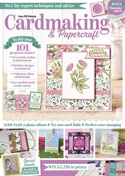 CardMaking & PaperCrafts Cover - 2/1/2020