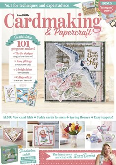 CardMaking & PaperCrafts | 5/2020 Cover