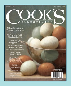 Cook's Illustrated | 5/2020 Cover
