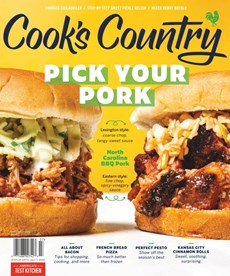 Cook's Country | 6/2020 Cover
