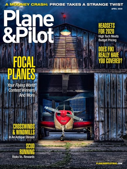 Plane & Pilot Cover - 4/1/2020