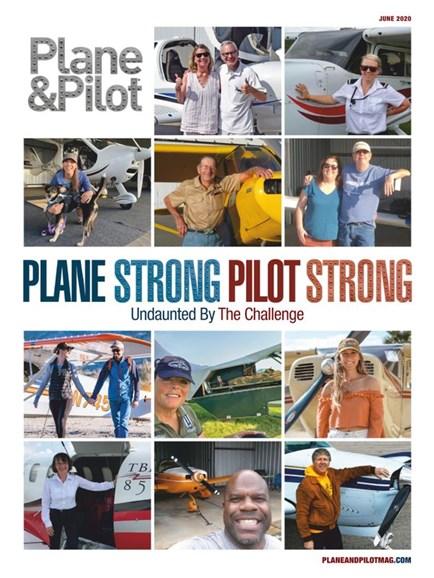 Plane & Pilot Cover - 6/1/2020