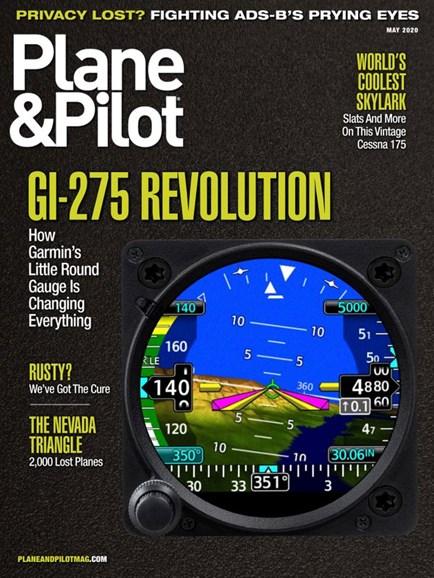 Plane & Pilot Cover - 5/1/2020