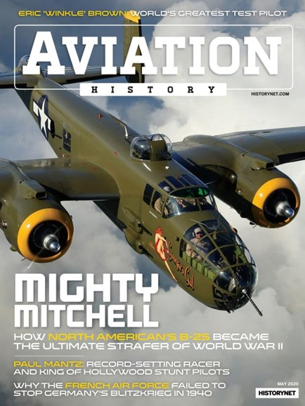 Aviation History Cover - 5/1/2020