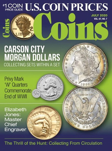 Coins | 7/2020 Cover