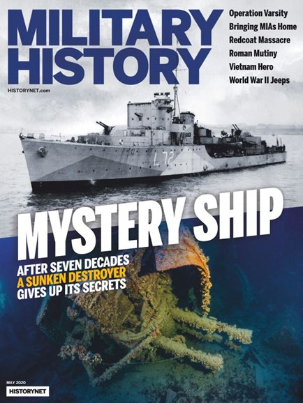 Military History Cover - 5/1/2020