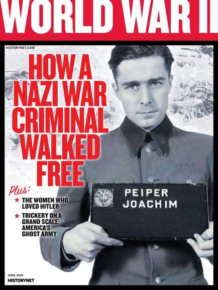 World War II Cover - 4/1/2020
