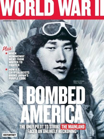 World War II Cover - 6/1/2020