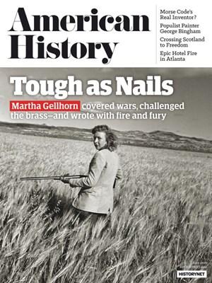 American History Magazine   6/2020 Cover