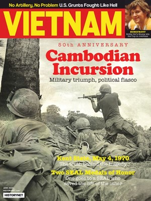 Vietnam Magazine | 6/2020 Cover