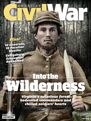 America's Civil War Magazine | 5/2020 Cover