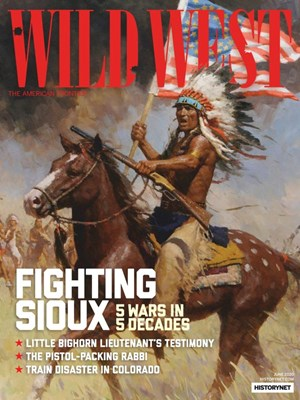 Wild West Magazine | 6/2020 Cover