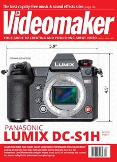 Videomaker | 3/2020 Cover