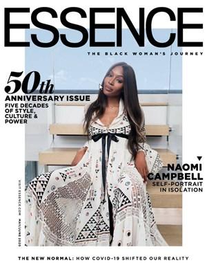Essence Magazine | 5/2020 Cover