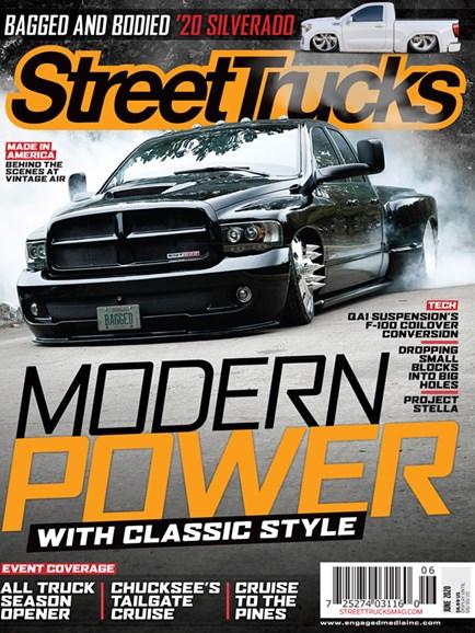 Street Trucks Cover - 6/1/2020