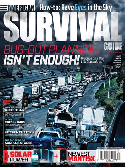 American Survival Guide Cover - 7/1/2020