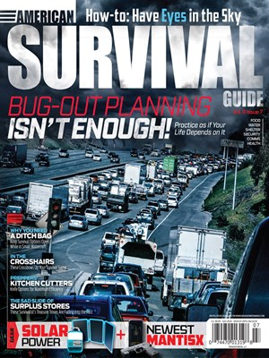 American Survival Guide Magazine | 7/2020 Cover