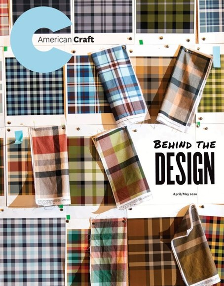 American Craft Cover - 4/1/2020