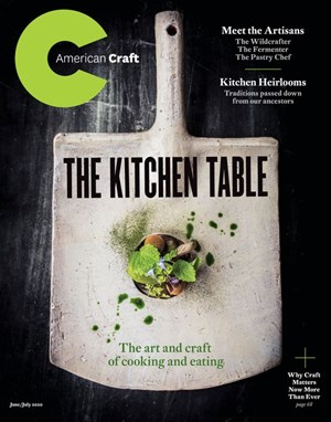American Craft Magazine | 6/2020 Cover