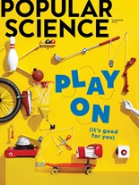 Popular Science | 6/2020 Cover