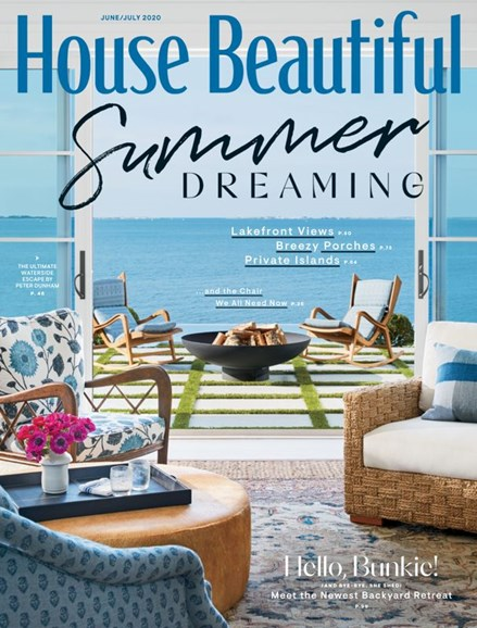 House Beautiful Cover - 6/1/2020