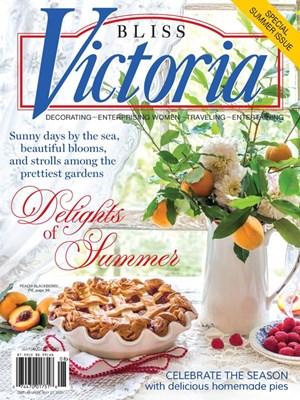 Victoria Magazine | 7/2020 Cover