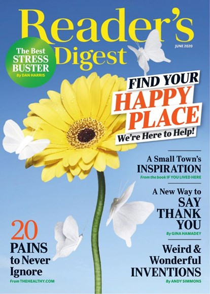 Reader's Digest Cover - 6/1/2020
