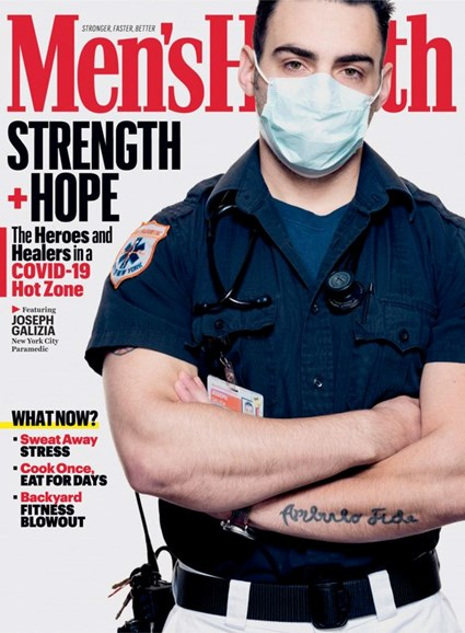 Men's Health Cover - 6/1/2020