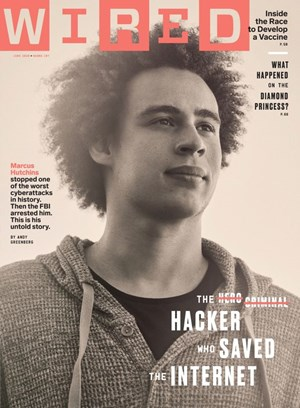 Wired | 6/2020 Cover