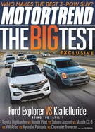 Motor Trend Magazine 5/1/2020