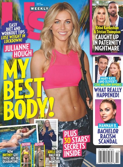 Us Weekly Cover - 6/1/2020