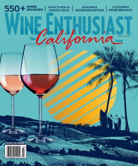 Wine Enthusiast Cover - 6/1/2020