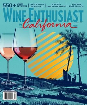 Wine Enthusiast Magazine   6/2020 Cover