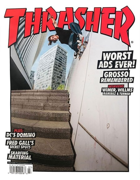 Thrasher Cover - 7/1/2020