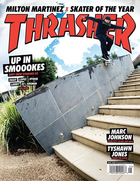 Thrasher Cover - 5/1/2020
