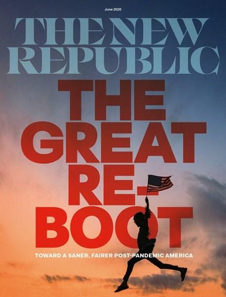 The New Republic Cover - 6/1/2020