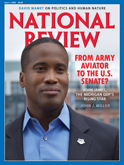 National Review Cover - 6/1/2020