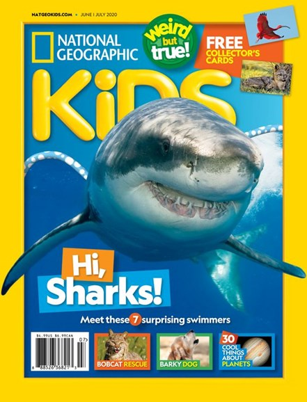 National Geographic Kids Cover - 6/1/2020