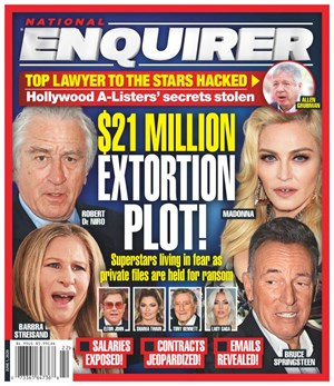 The National Enquirer | 6/1/2020 Cover