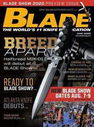 Blade Magazine | 6/2020 Cover