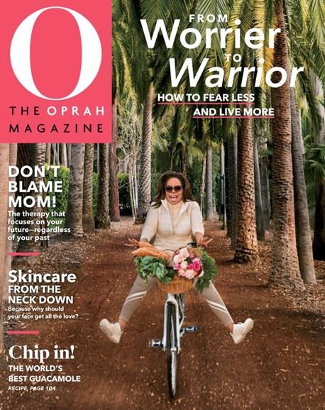 O The Oprah Cover - 6/1/2020