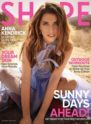 Shape Magazine   6/1/2020 Cover
