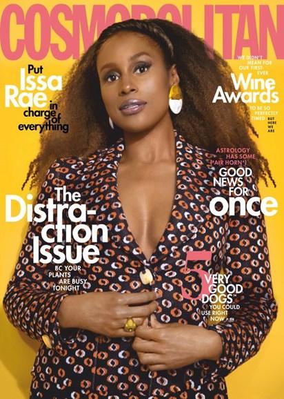 Cosmopolitan Cover - 6/1/2020