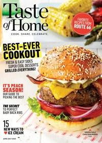 Taste of Home   6/2020 Cover